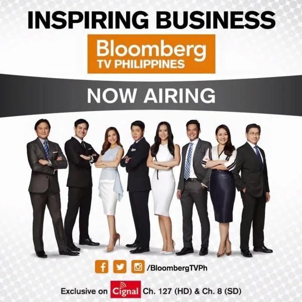 Bloomberg TV PH