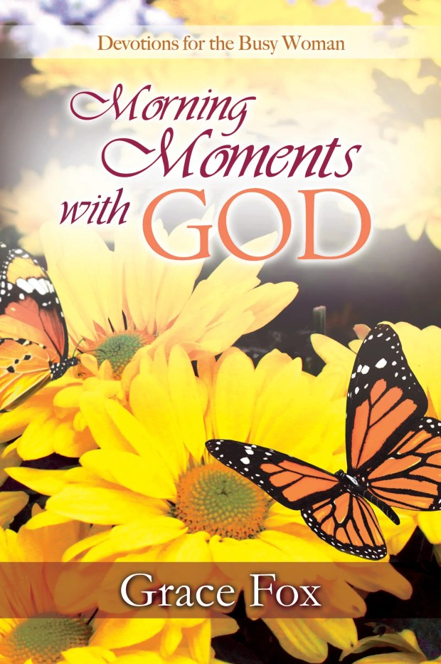 Morning Moments with God Cover Reveal