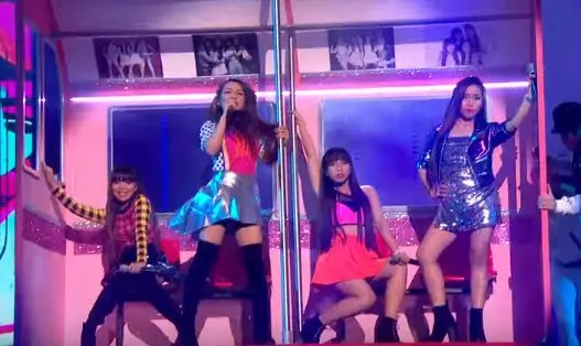 4th Impact Covers Girls Aloud