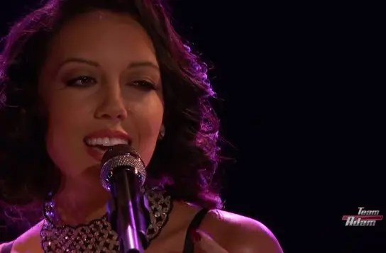 Amy Vachal Blank Space