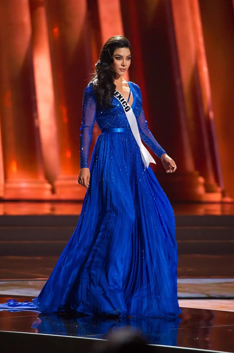 Miss Universe 2015 – Top 15 Hot Picks in Evening Gown