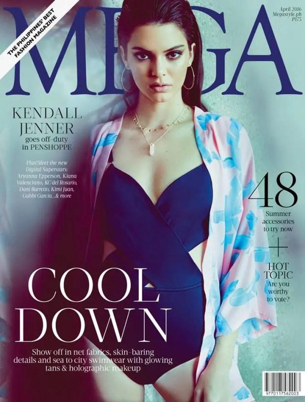 Kendall Jenner Mega