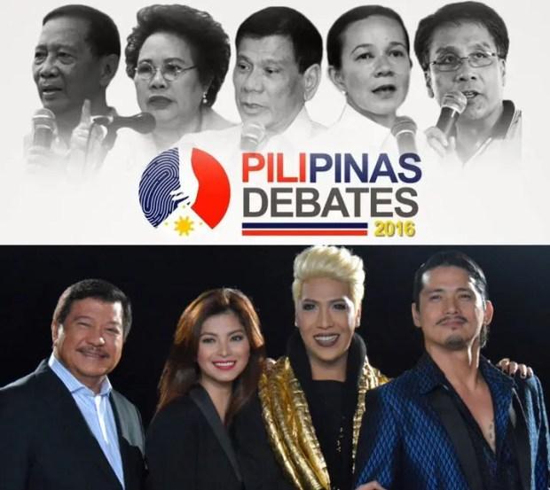 PGT Pilipinas Debates