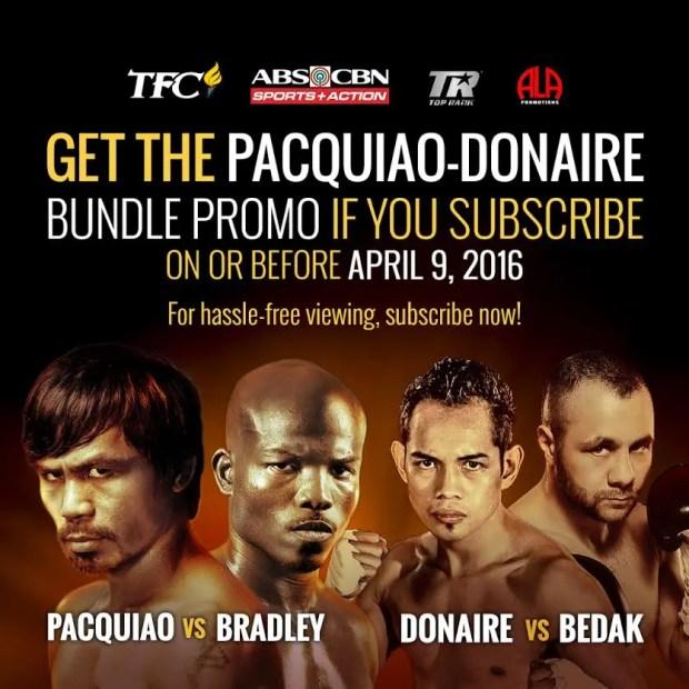 TFC Boxing Bouts
