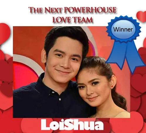 LOISHUA Wins