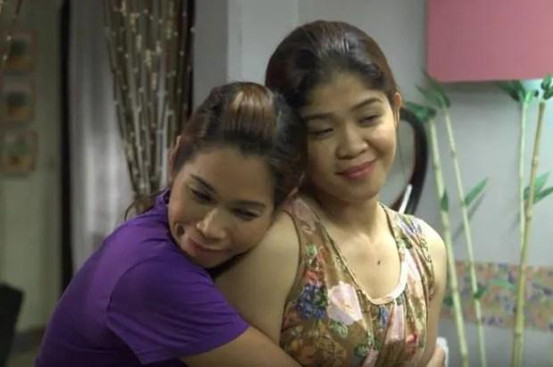 Pokwang and Melai