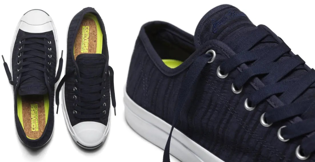 It's Forever Summer in the New Converse Jack Purcell