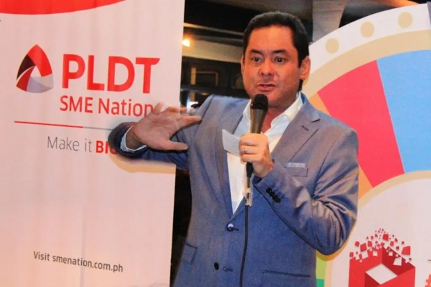 VP and Head of PLDT SME Nation Mitch Locsin reiterates the pivotal role of digital in today's business landscape.