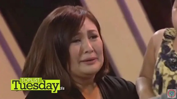 Sharon Cuneta The Voice