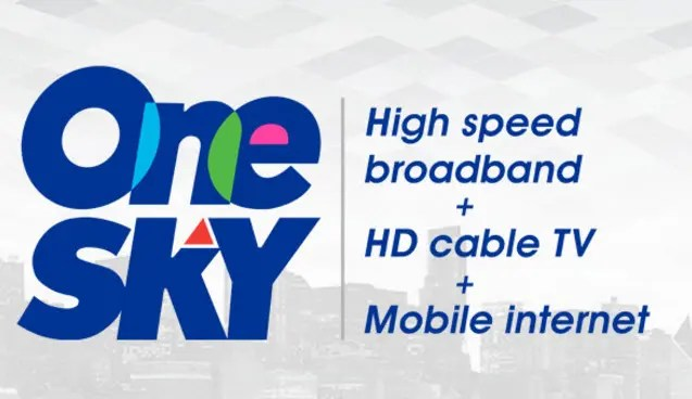 One SKY: All-in-One Internet, Cable TV, and Video-On-Demand Plans