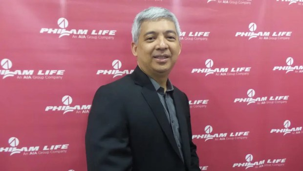 PhilAm Life CEO Aibee Cantos