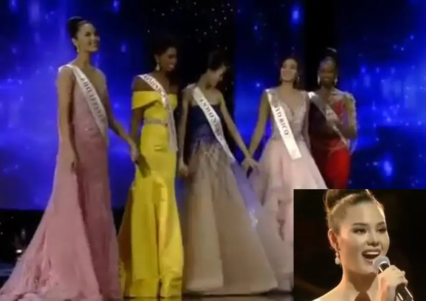 WATCH  Miss World 2016 Top 5 Final Q A     Philippines Gave the Best     Miss World 2015 Mireia Lalaguna of Spain asked Miss Philippines Catriona  Gray     Which qualities do you think would it take to wear my crown