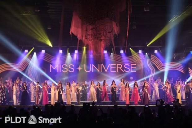 Smart Miss Universe