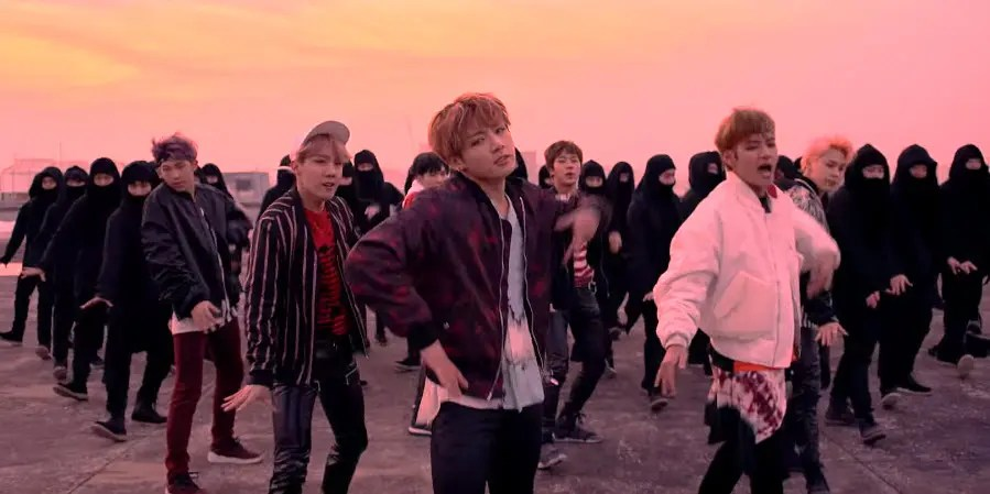 Bts Not Today Official Music Video Starmometer