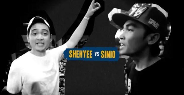 Shehyee vs Sinio