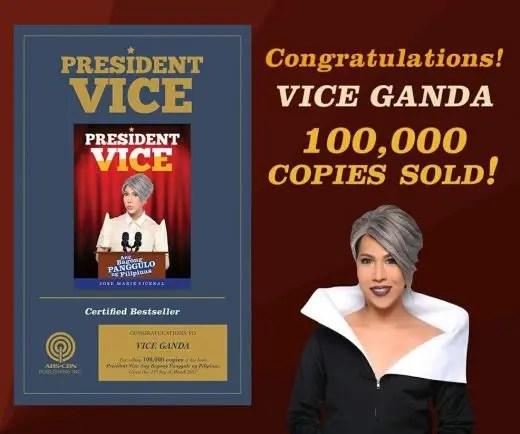 Vice Ganda's Book
