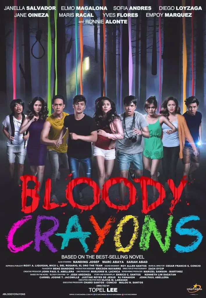 Bloody Crayons Movie Poster And Trailer