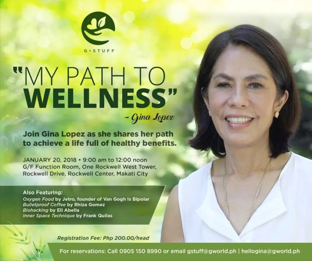 Gina Lopez Champions Health and Wellness in 2018 | Starmometer