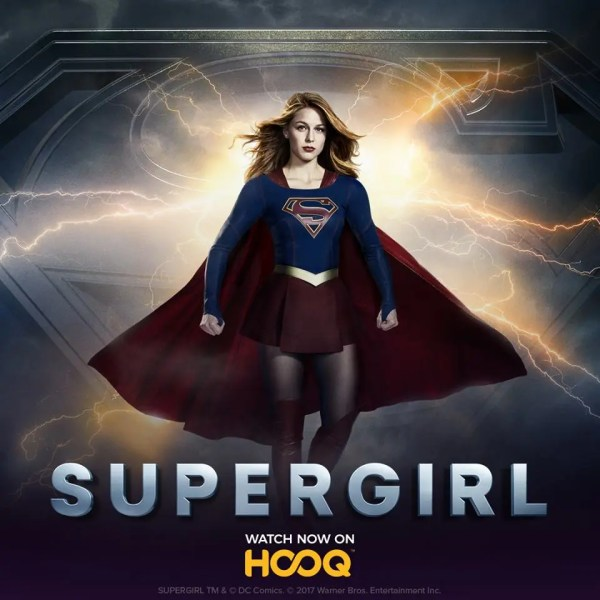 New Season of 'Supergirl' and 'The Flash' to Premiere on