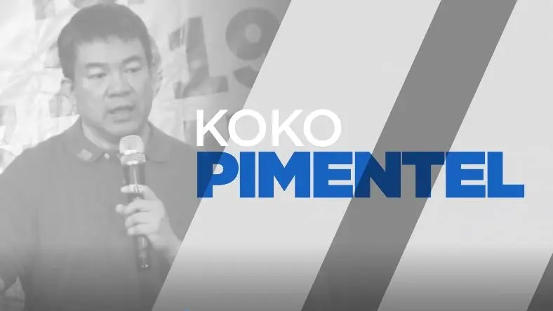 Koko Pimentel