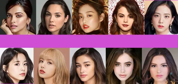 Most Beautiful Woman in the World 2019 – Final Poll