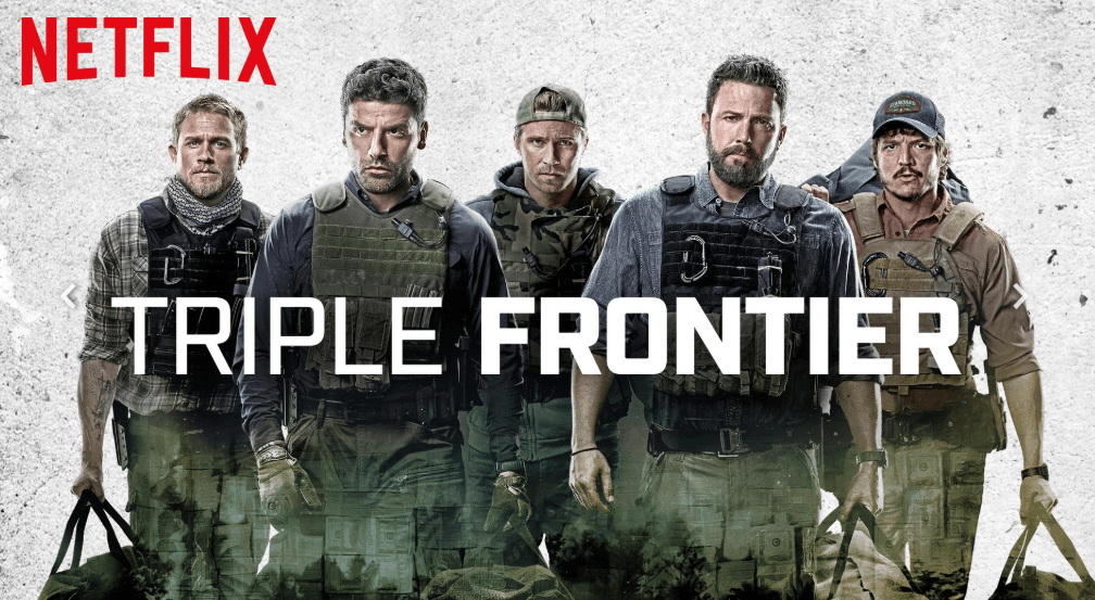 Triple Frontier Stream Deutsch