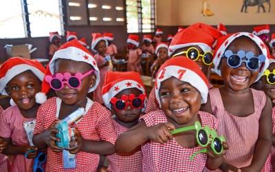 Hjelp oss å gjøre julen god!
