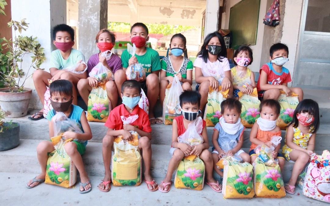 Matutdeling på Filippinene
