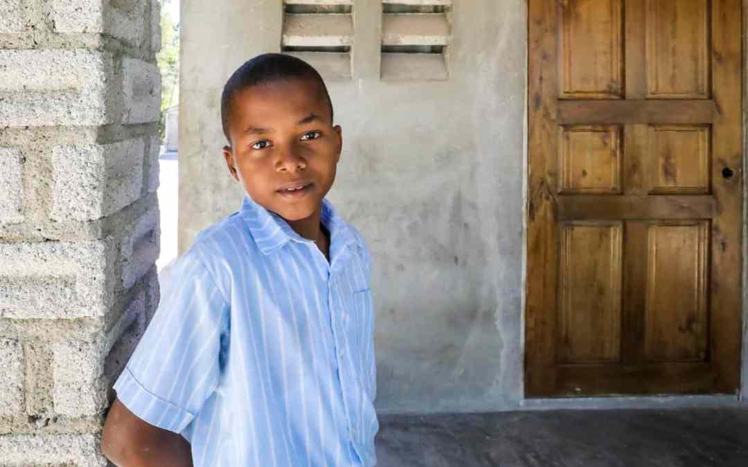 Placide in Haiti