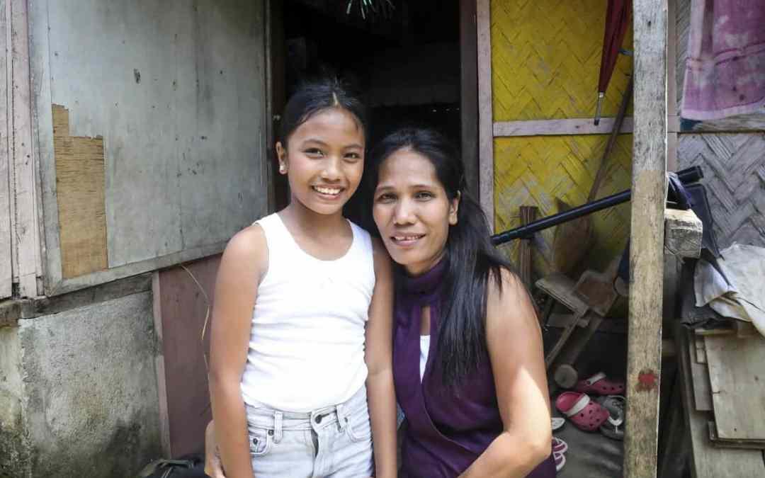 Ruth i Infanta, Filippinerna