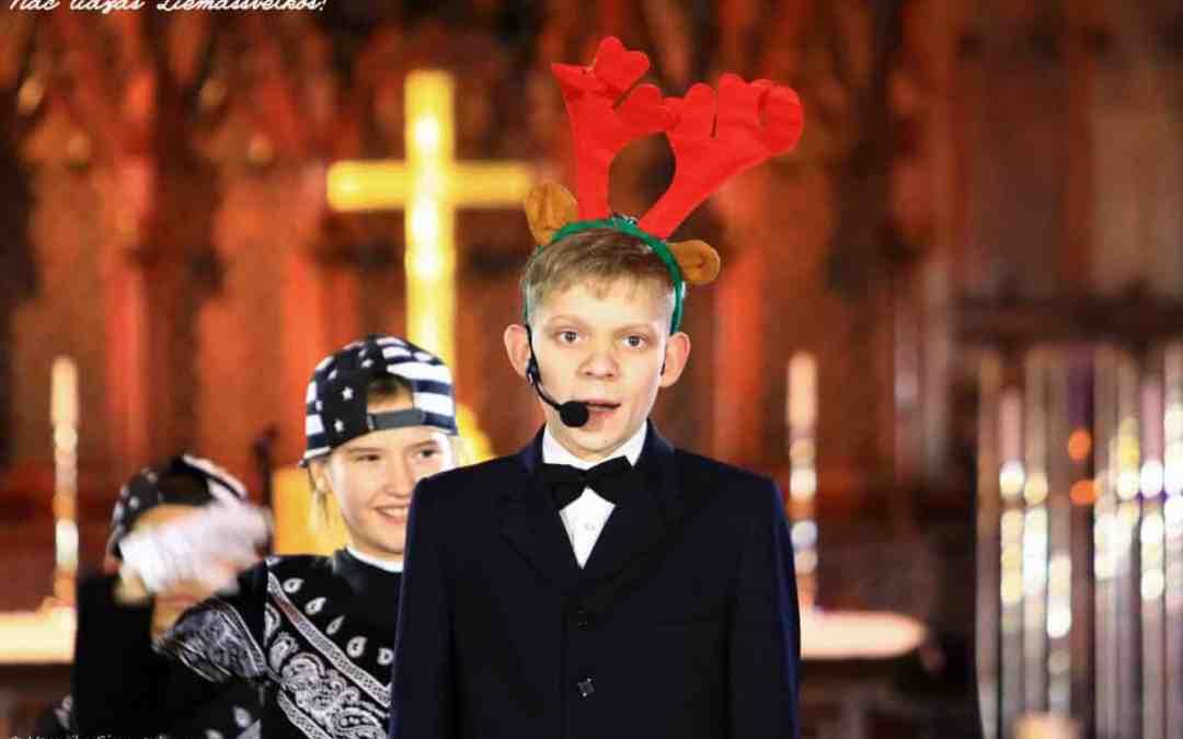 Stämningsfull julkonsert