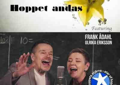 """""""Hoppet Andas"""" – Hoppets Stjärnas jubileumslåt"""