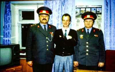 Avsnitt 32. Hjälpleverans till Gorkij, Sovjetunionen.