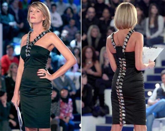 Alessia marcuzzi grande fratello l'isola dei famosi palinsesto 2015/16 reality show la pinella fashion blogger canale 5 Mediaset