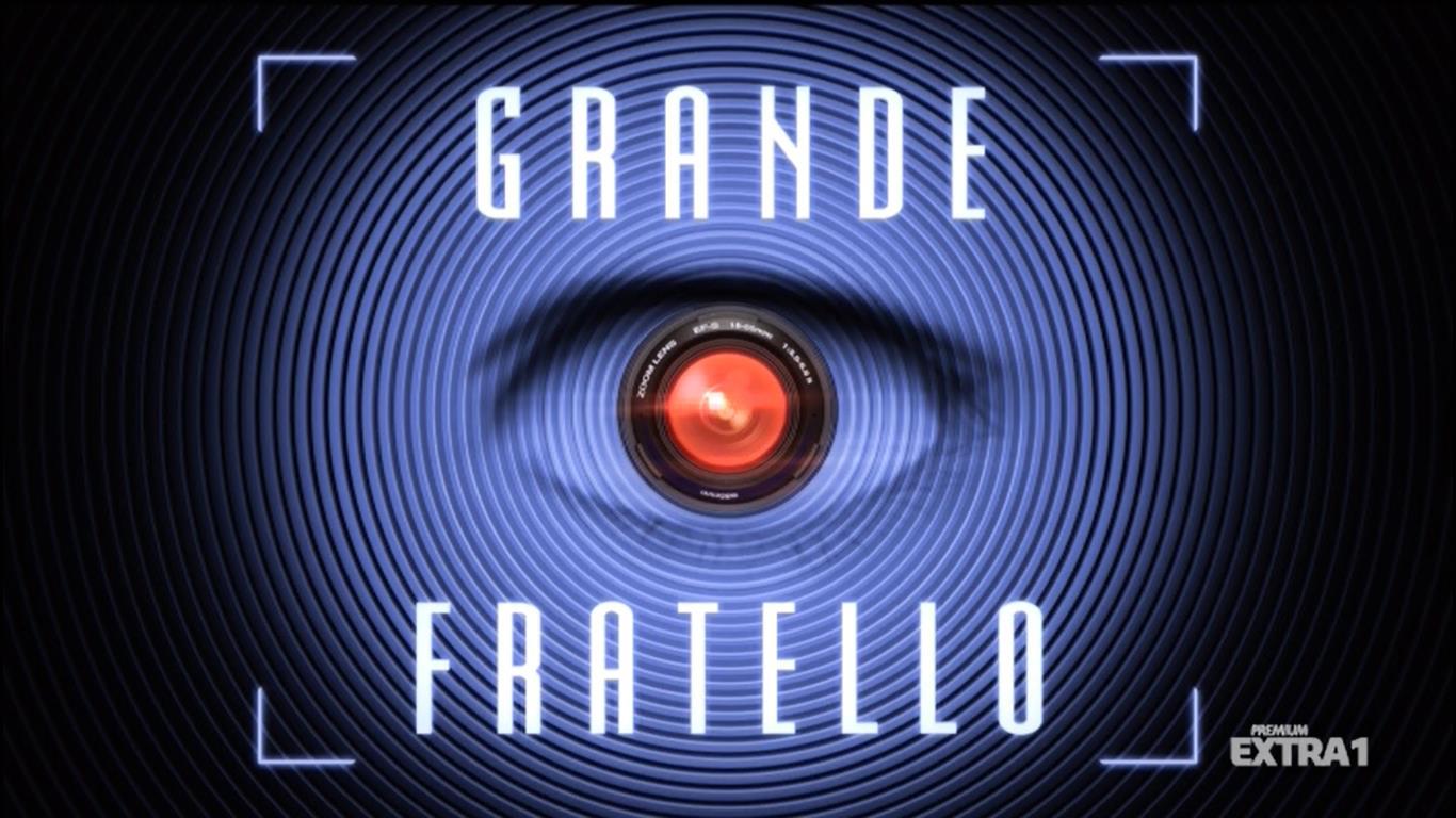 Premium EXTRA GRANDE FRATELLO GF14 REALITY SHOW BIG BROTHER CANALE 5 MEDIASET