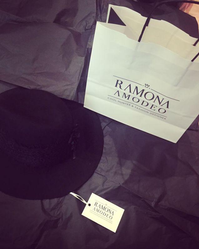 La linea di moda di Ramona Amodeo