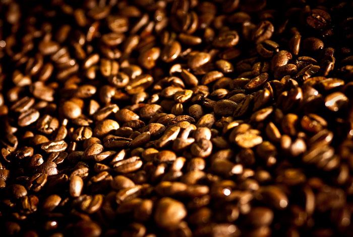 Pandoro con crema al caffè