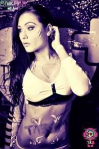 Copertina: la modella e ballerina Olga Friniuc