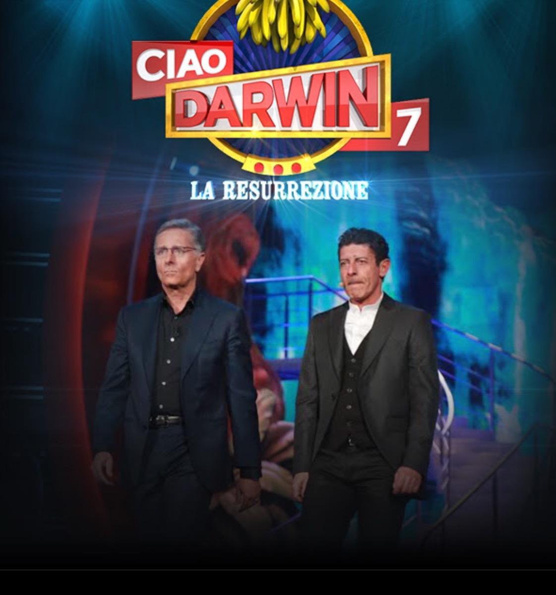 Ciao Darwin Paolo Bonolis Luca Laurenti show televisivo varietà