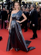 CANNES, FRANCE - MAY 17: Petra Nemcova attends the screening of 'Julieta' at the annual 69th Cannes Film Festival at Palais des Festivals on May 17, 2016 in Cannes, France. (Photo by Anthony Harvey/FilmMagic)