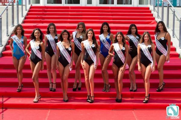 Miss Italia: le bellezze della Emilia Romagna