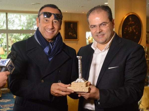 Festival di Sanremo: Michele Affidato realizzerà i premi di Area Sanremo
