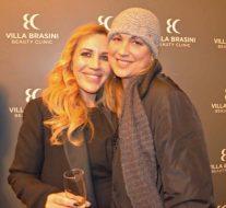 Francesca Borneo e Alessandra Celentano