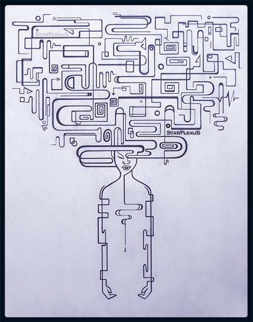 fragment sketch