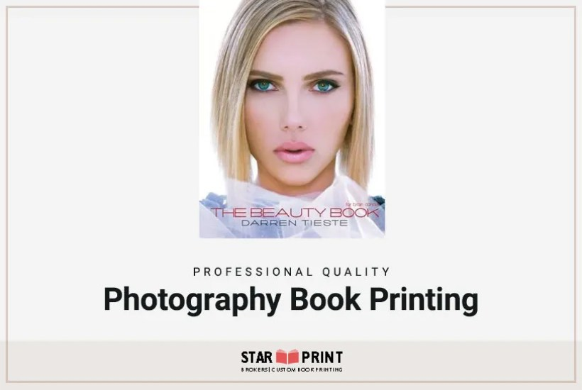 Professional quality photography book printing and art book printing. Design in available too.