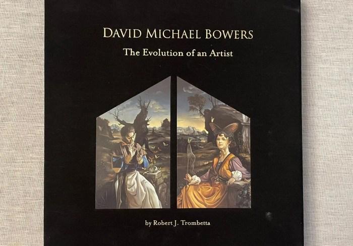 David Michael Bowers - The Evolution of an Artist.