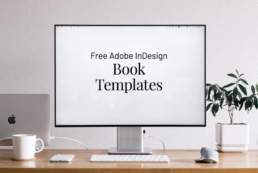 Book Templates for InDesign are Free