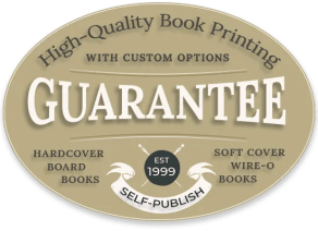 Guarantee for High-Quality Book Printing.