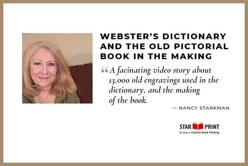 Pictorial Webster's Dictionary - a fascinating video.