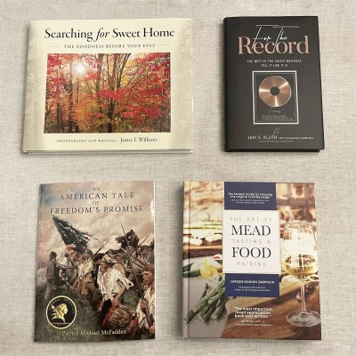Book design services for self-publishers.